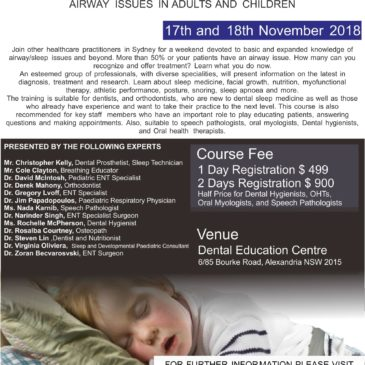 The Airway Conference – 2018